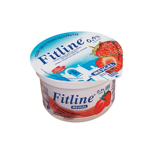 YOGURT FRAGOLA FITLINE MEVGAL GR.150