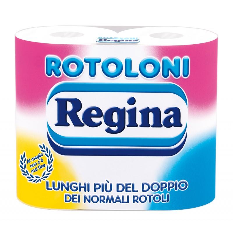 CARTA IGIENICA REGINA 4 ROTOLI