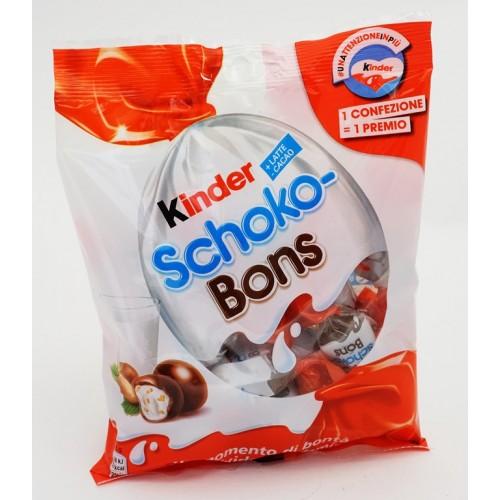 K.SCHOKO-BONS FERR.125 GR
