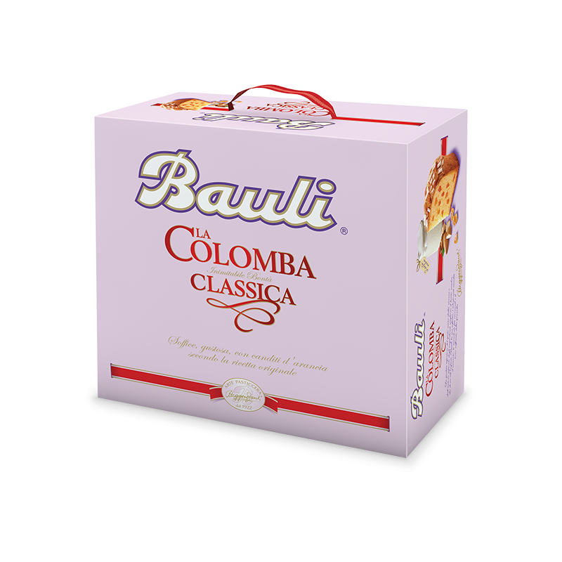 Colomba Classica Bauli 750 Gr Spesaveloceonline