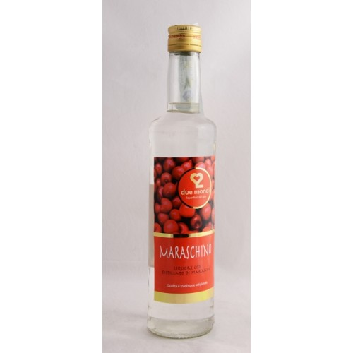 LIQUORE MARASCHINO DUE MONDI CL.50