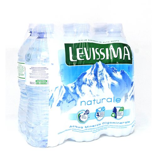 ACQUA LEVISSIMA NATURALE CL.50x6 BOT.