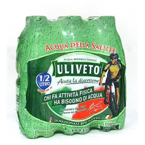 ACQUA ULIVETO CL.50x6BOT.