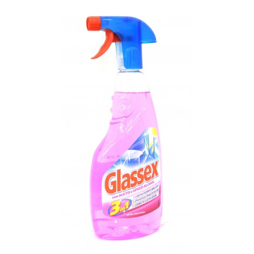 GLASSEX ACETO COMPLETO X12