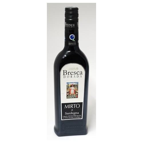 LIQUORE MIRTO BRESCA DORADA CL.50